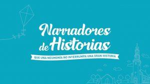 """""""Narradores de historia"""""""