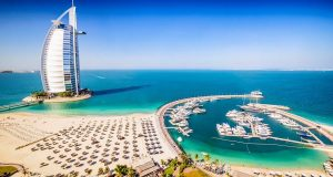 Imagen turística de Dubai