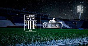 Cerveza Cristal apuesta por Alianza Lima para esta temporada 2021
