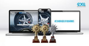 EXE, agencia de marketing digital, cerró el 2020 con 3 premios en el FIP de Argentina