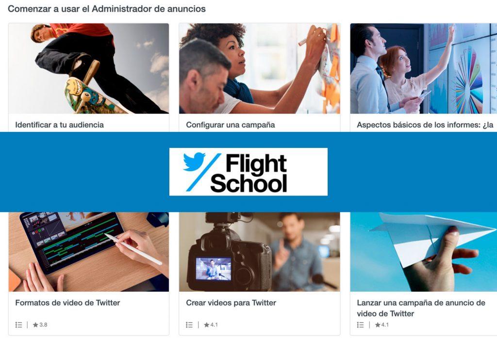 captura de pantalla y personas en cursos gratuitos de marketing digital con certificación