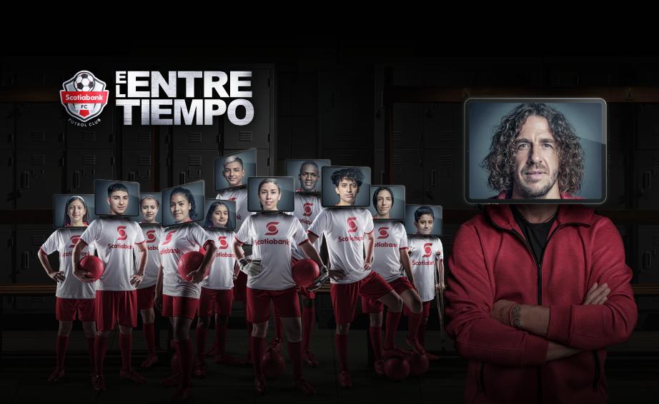 """Scotiabank presenta la serie de Youtube """"El Entretiempo"""""""