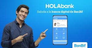 BanBif lanza HOLAbank, la banca digital con nuevas funcionalidades