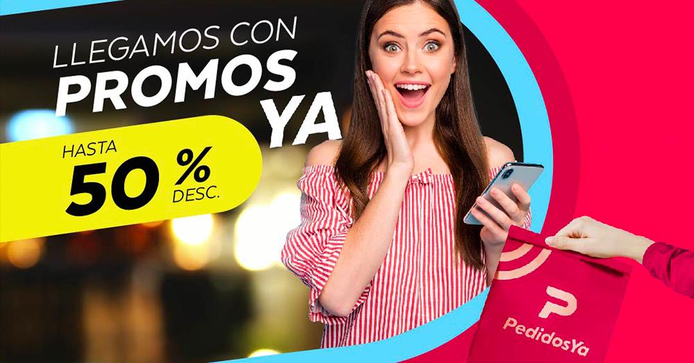 Delivery: PedidosYa conquista el mercado peruano con promociones y descuentos exclusivos