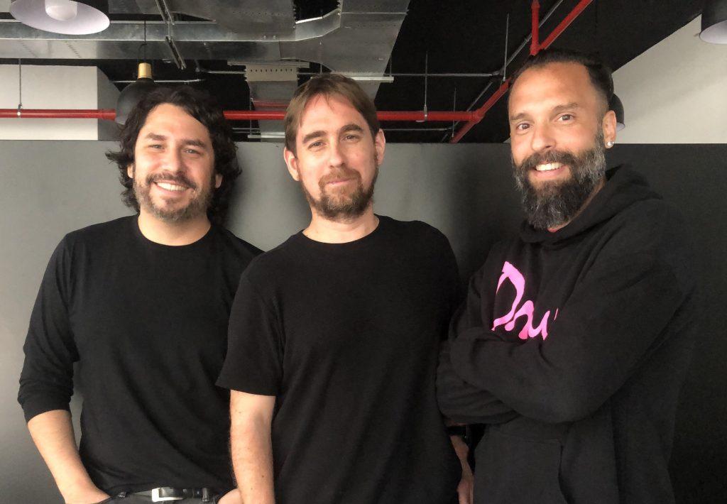 Equipo de Valor: Eduardo, Rodrigo y Juan Pablo
