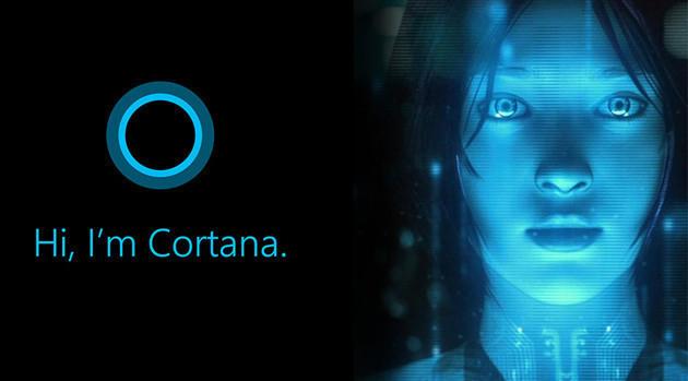 Cortana asistente de Microsoft
