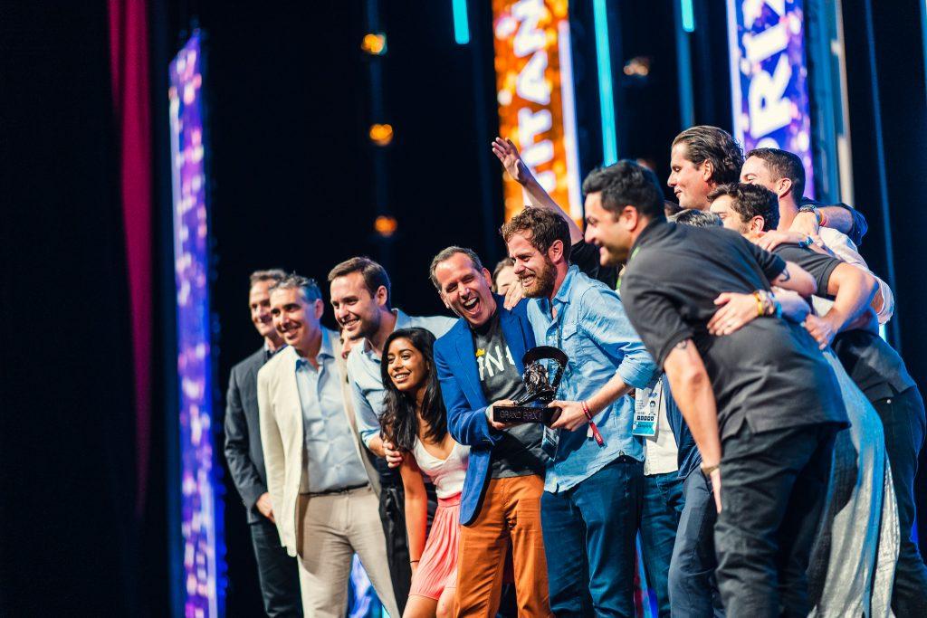 Profesionales ganadores del Cannes Lions