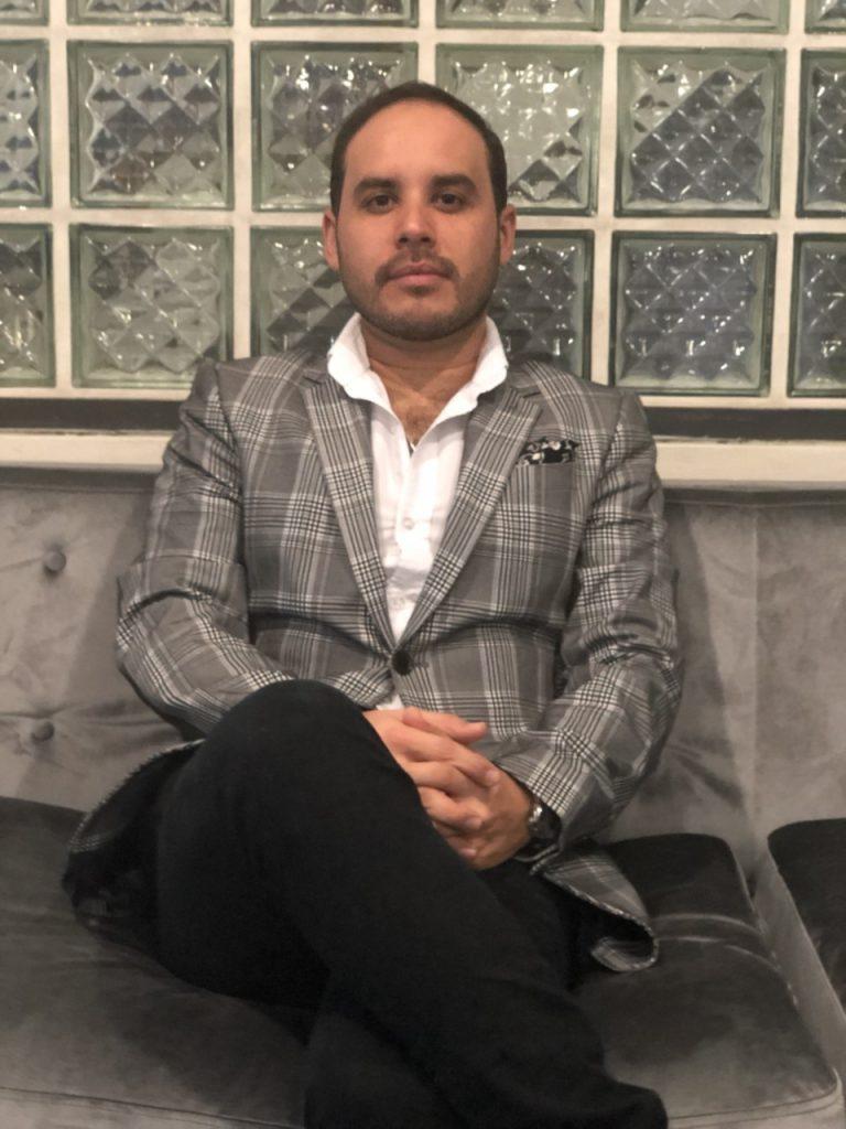 Jonathan Davey, CEO de Grupo P