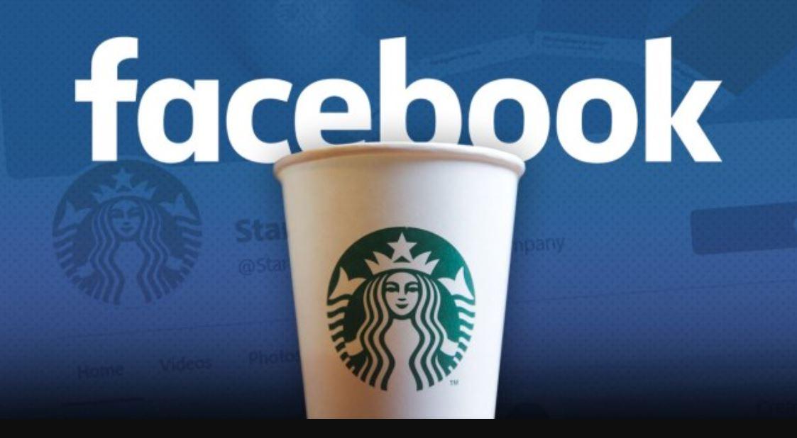 Starbucks dejará Facebook