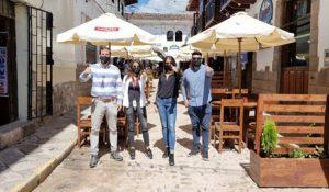 Backus apoya a sector gastronómico y turístico de Cusco con proyecto #Terrazas