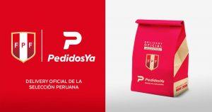 PedidosYa se convierte en sponsor oficial de la Selección Peruana