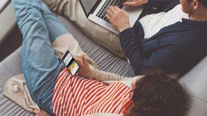 Usuarios en redes sociales