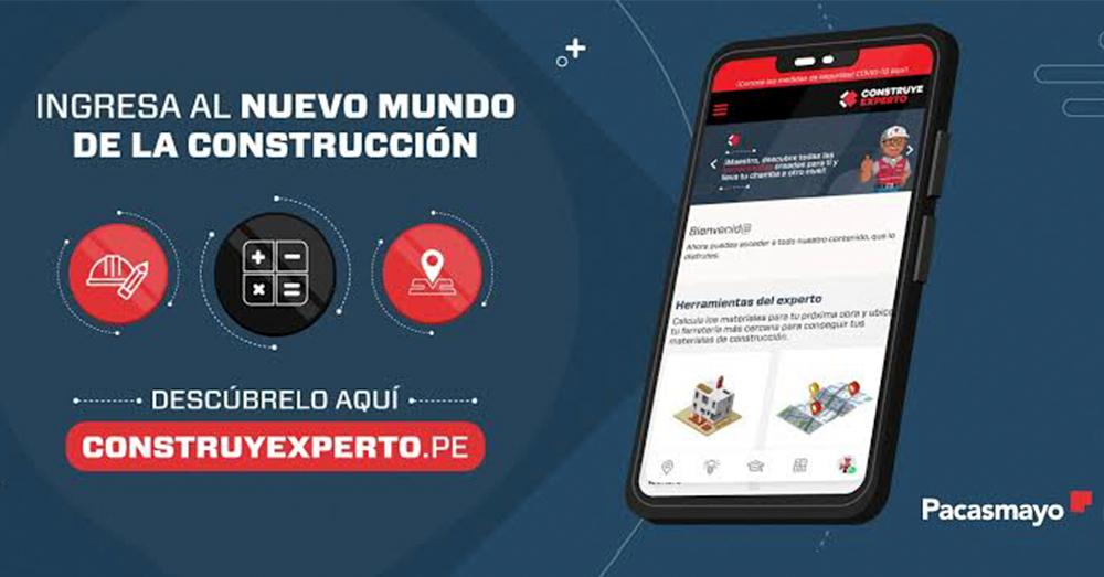 ConstruyeXperto, la comunidad online de Pacasmayo cuenta con más de 24 mil maestros de obra del Perú