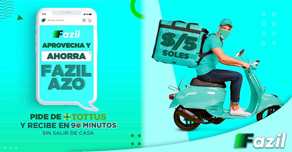 """""""Ahorra Fazilazo"""", una mejor experiencia del usuario con precios exclusivos en el app FAZIL"""
