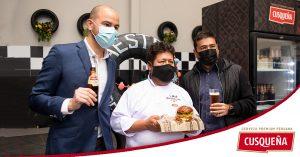 Cusqueña junto a ganador peruano de Estrella Michelin abre restaurante pop up en una llantería