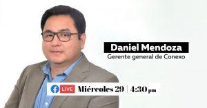 Entrevista Daniel Mendoza