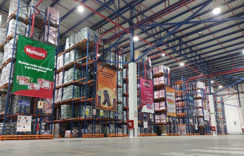 Kimberly-Clark-Inaugura-Nuevo-Centro-De-Distribucion-En-Huachipa