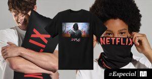 merchandising de Netflix