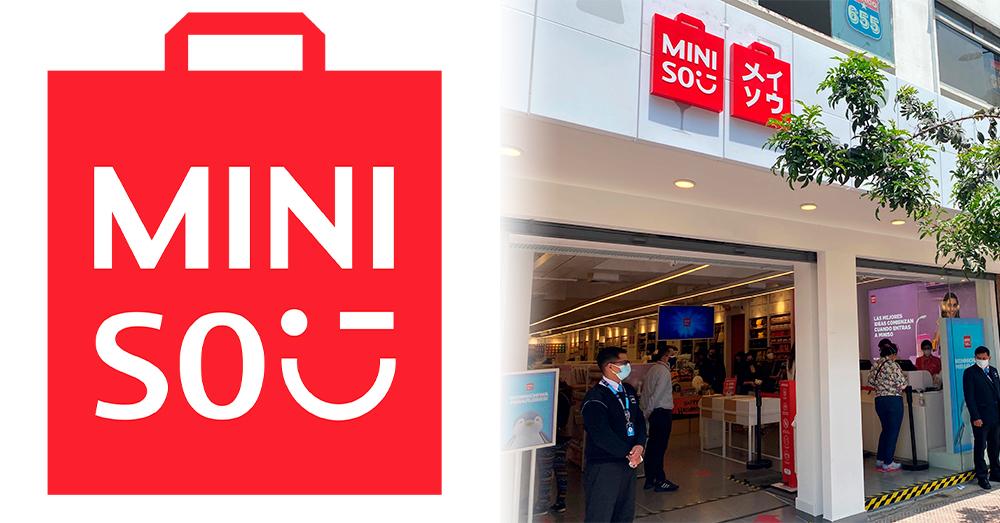 Perú: Miniso abre su segunda tienda 'stand alone' en el corazón de Miraflores