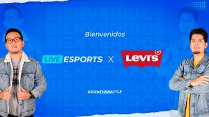 Live Esports y Levis